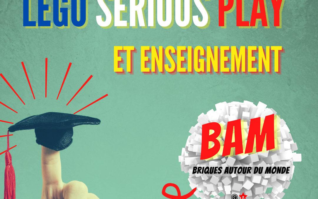 💥 BAM – Briques Autour du Monde 🌍 – Episode 001 – Guest: Ph. D. Simon Bourdeau