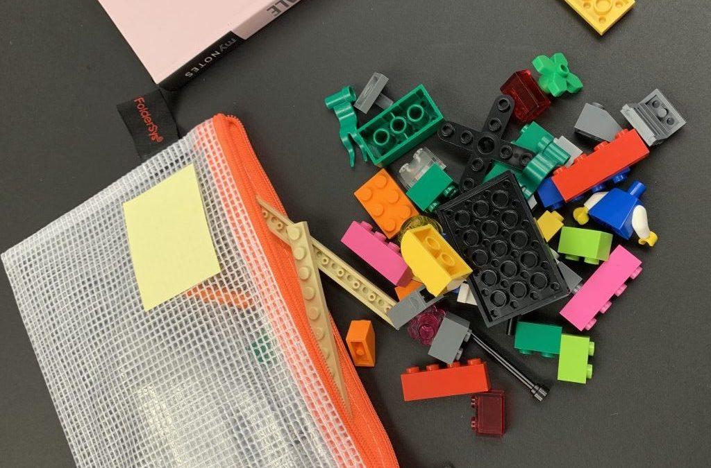 Mit LEGO die (Arbeits-)Welt verändern? Möglich mit LEGO® SERIOUS PLAY®!