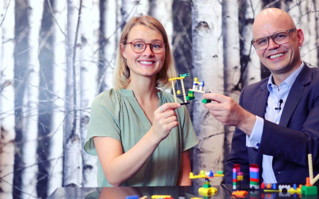 LEGO® SERIOUS PLAY® für Teams – Interview von Madeleine Lang